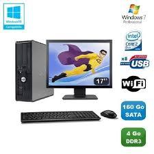 ordinateur de bureau windows 7 occasion pc bureau pas cher occasion nedodelok concernant ordinateur bureau