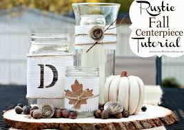 wedding centerpiece ideas rustic decorating of party