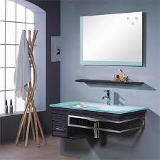 armadietto bagno con specchio arredo bagno mobile smile con lavabo mensola e specchio