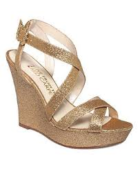 wedding shoes at macys image result for gold wedges heels prom heels gold