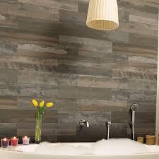 bathroom tile beauteous wood look shower wall tile