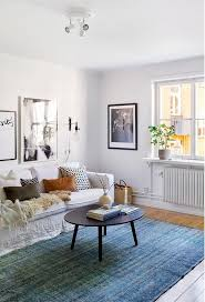 fresh blue the most brilliant blue living room rug attractive