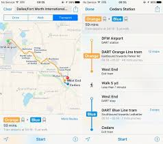 Dallas Fort Worth Metroplex Map by Apple Maps Expands Transit Data To San Antonio And Dallas Fort