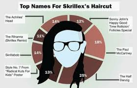 Skrillex Meme - what do you call skrillex s haircut internet memes juxtapost