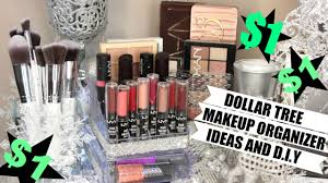Dollar Store Shoe Organizer 1 Makeup Organizers Dollar Tree Ideas And D I Y Youtube