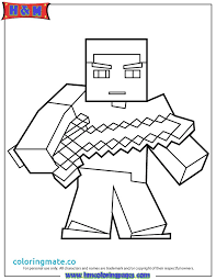 minecraft coloring pages unicorn minecraft coloring pages beautiful minecraft unicorn coloring page