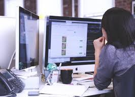 blog elevated desk