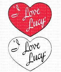 ricky recardo i love lucy lucille ball desi arnaz ricky ricardo svg cut file