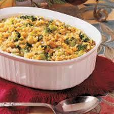 broccoli corn casserole recipe taste of home