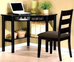 Black Glass Computer Desk Small Tablet Pc Windows 7 Lecong Wooden Computer Shelf Simple