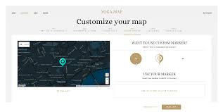Google Map Customizer Yoga Map Customizing And Generation Of Styles Markers And Other