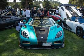 koenigsegg thailand an impression the quail a motorsports gathering