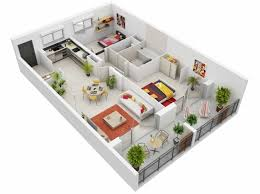 house plans 6 bedrooms remarkable interior 3d two bedroom house layout design plans 6 of