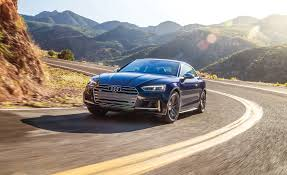 2018 audi s5 coupe pictures photo gallery car and driver