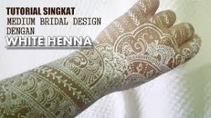 membuat alis dengan henna haila henna viyoutube com
