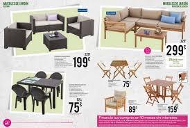 muebles de jardin carrefour carrefour muebles catlogo jardn 2015 gorgeous catalogo muebles de