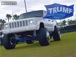 2000 jeep cherokee fuel maverick d536 custom suspension lift 7in