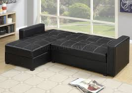 adjustable sectional sofa adjustable sectional sofa in black faux leather by boss