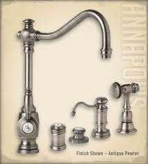 pewter kitchen faucets 38 best faucets images on soap dishes wall mount