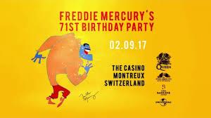 freddie mercury birthday 2017 why we celebrate