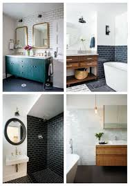 27 modern subway tiles ideas for bathrooms comfydwelling com