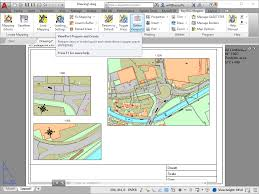 Mapping Tools Ordnance Survey Mapping In Autocad