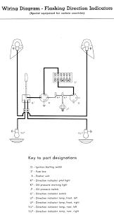 thesamba com type 2 wiring diagrams within motorcycle turn signal