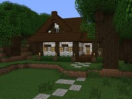forest cottage tutorial screenshots show your creation