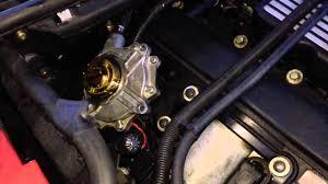 tutorial vakuumpumpe einfach ausbauen und erneuern n46 n42 bmw