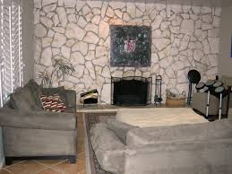 Fireplace Brick Stain by Fireplace Makeovers Before And Afters From House Crashers House