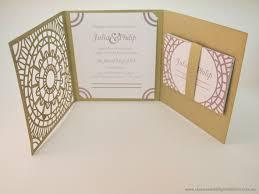 Tri Fold Wedding Invitations Template Classic Wedding Invitations Moroccan Trifold Invitation