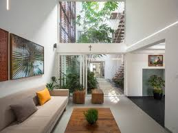 gorgeous home interiors gorgeous home split by a covered garden atrium