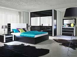jugendzimmer schwarz wei nachtkommode modern schwarz weiß holz schränkchen schublade
