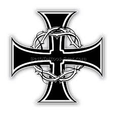 cros tattoo crusader cross tattoo 6 best tattoos ever