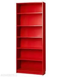 Ikea Billy Bookcase For Sale Ikea Billy Bookcase Red Collection Only For Sale In Ratoath Meath