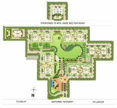 overview vipul gardens dharuhera haryana shaloo agencies