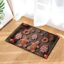 Gingerbread Rugs Multi Color Bathmats Rugs U0026 Toilet Covers Ebay