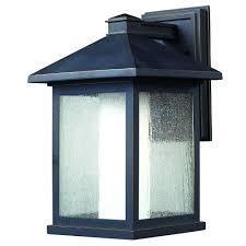 Z Light Lithonia Lighting Wall Mount Outdoor Bronze Wall Light Twp 150s