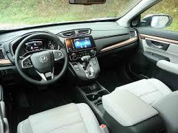 Honda Crv Interior Pictures First Drive 2017 Honda Cr V Ny Daily News
