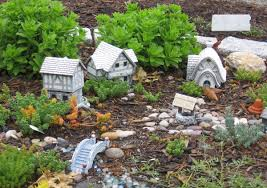 large gnomenculture fairys garden miniature cottage fairy