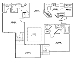 Two Bedroom Floor Plans One Bath Greystone At Riverchase Apartments Phenix City Al Floor Plans
