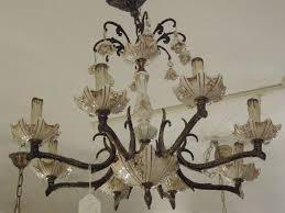 shabby chic antique white chandelier vintage shabby chic