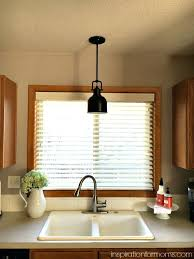 kitchen light fixtures over sink home depot lights image lighting