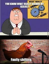 Anti Joke Chicken Meme - anti joke chicken strikes back by justsaiyan meme center