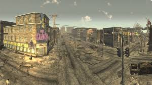 Fallout New Vegas World Map by Freeside Fallout Wiki Fandom Powered By Wikia