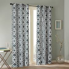 Curtain Designer by Intelligent Design Maci Window Curtain Ebay