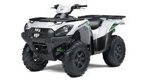 2018 Brute Force 750 4x4i Eps Sport Utility Atv By Kawasaki