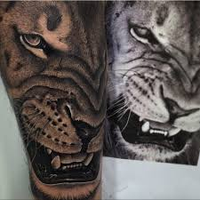 tattoos to bring out the tamer in you tattoodo