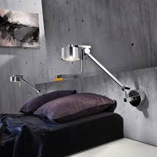 Swing Arm Wall Sconces For Bedroom Modern Wall Lamps Allmodern