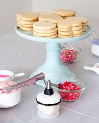 Valentine S Day Cookie Decor by Valentine U0027s Day Cookie Decorating Party Goodie Godmother A
